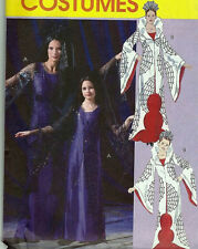 Reduced!  McCall's 4623 OOP Misses' Goth Fantasy Costumes Pattern S-XL (8-22)