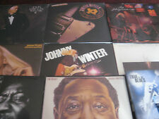 JOHNNY WINTER 21 LP Sealed Set - Hall of Fame Rocker - RARE RE-ISSUES & CD BOX