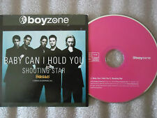CD-BOYZONE-BABY CAN I HOLD YOU-SHOOTING STAR-HERCULES-(CD SINGLE)1997-2 TRACK