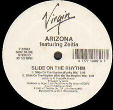 ARIZONA - Slide On The Rhythm, Feat. Zeitia - Virgin