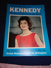 A Salute to Jacqueline Kennedy ~ From Inauguration to Arlington.