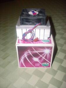 INTEL PENTIUM COOLER MASTER GIANT SOCKET 775 P4, D 3.4 GHZ HEAT SINK PROCESSOR