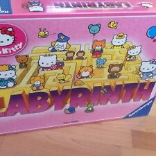 labyrinth board game , hello kitty edition , new and sealed