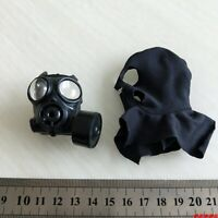 """1/6 Scale Gas Mask For 12"""" Action Figure Toys"""