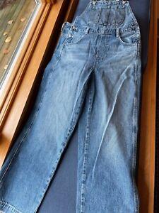 Madewell denim overalls, M, NWT