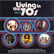 LIVING IN THE 70s Volume 2 feat. Sherbet, Bonnie Tyler, Dolly Parton 3CD NEW