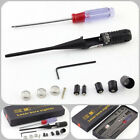 Red Dot Laser Bore Sighter BoreSighter Kit for .22 to .50 Caliber Rifle Hunting