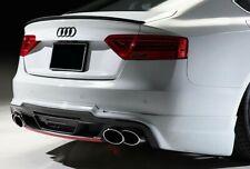 Für Audi A5 S5 RS Heck Spoiler Spoilerlippe Kofferraum Lippe Heckspoilerlippe-
