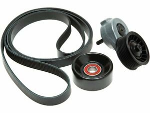 For 1992-1993 Dodge W150 Serpentine Belt Drive Component Kit AC Delco 58117HV