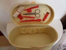 boite malette à couture ancienne enfant