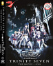 ANIME DVD TRINITY SEVEN THE MOVIE + OVA English Subs All Region + FREE SHIP