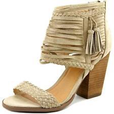 Calzado de mujer de color principal crema de lona talla 38