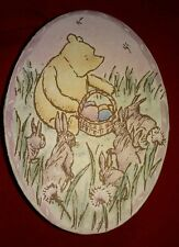 Pooh & Rabbit Family Colored Eggs Gift Box Easter