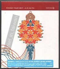 Monkey Majik: Best -A.RI.GA.TO- (2015) Japan / 3-CD & DVD TAIWAN