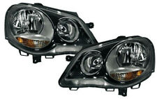 GTi Cup FARO NERO - Set per VW POLO 9N3 05-09