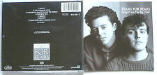 Tears for Fears-CANZONI from the Big Chair-CD
