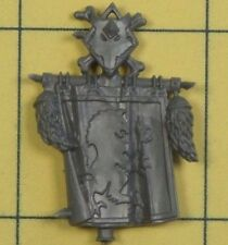 Warhammer 40K Space Marines Space Wolves Wolf Pack Back Banner