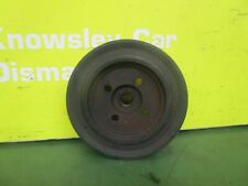 FORD FOCUS MK1 CRANKSHAFT PULLEY