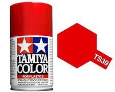 Tamiya TS-39 MICA RED Spray Paint Can  3.35 oz. (100ml) 85039