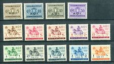 Italy East Africa AOI 1941-1942 Postage Due MLH/MH OG XF Selection