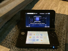 Nintendo 3DS XL Handheld Console Blue Black USED VERY MUCH (Read Description)