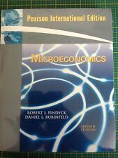 Microeconomics von Daniel L. Rubinfeld und Robert S. Pindyck (2010, Taschenbuch)