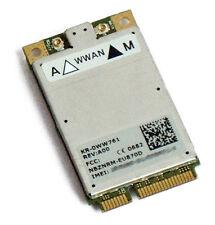 Dell Wireless 5520 HSDPA 3G WWAN UMTS KR-0WW761 / NBZNRM-EU870D HSUPA