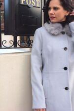 Cappotti e giacche da donna grigi con bottone taglia XS