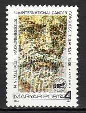 Hungary - 1986 Cancer congress - Mi. 3835 MNH