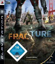Fracture für PlayStation 3 PS3 Shooter-Spiel USK ab 16 Jahren von Lucas Arts Neu