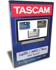 Tascam 2488 / MKII / Neo DVD Video Training Tutorial
