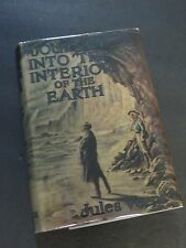 Jules Verne JOURNEY INTO THE INTERIOR OF THE EARTH in Ward, Lock & Co Edition