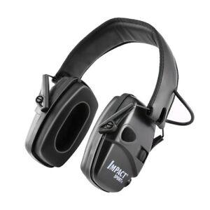 Electronic Sport Shooting Earmuffs Anti-Noise Hunting Ears Protective Headset CA