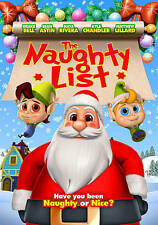 The Naughty List (DVD, 2013)