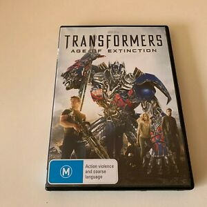 Transformers - Age of Extinction - DVD - R4