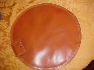 """NEW 12""""WD.LEATHER BEATER BAG METAL FORMING SHOT/SAND DOLLY/MADE IN USA."""