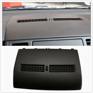 Front Dashboard Center Air Vent Outlet Panel Bezel Black For Nissan Tiida 04-11