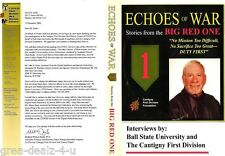 Echoes Of War: Stories From The Big Red One ( 2 Disc Set ) War Stories