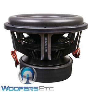 "SOUNDSTREAM X5.15 TEAM 15"" TARANTULA 7500W DUAL 1-OHM SUBWOOFER BASS SPEAKER NEW"
