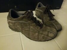 ASOLO Women's Hiking Shoes Trail Runners Climbing US 8 Leather Suede Brown