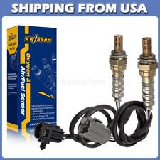 2pcs Upstream+Downstream Oxygen O2 Sensor For 96 97 98 99 Jeep Cherokee L6-4.0L