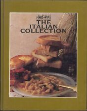 Italian Collection 1991 Best Of Food & Wine Italy Wines Coffee Pizza Biscotti