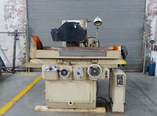 Brown Amp Sharpe 824 Mircomaster Automatic Surface Grinder Electromagnet