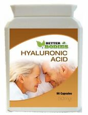 Hyaluronic Acid 50mg 90 Capsules FREE P&P MANUFACTURED IN UK