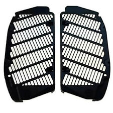 Bullet Proof Radiator Guards Black KTM 2017 ALL MODELS/2016 SXF/XCF KTM-RG-17BLK
