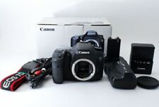 Excellent++ Canon EOS 7D 18.0MP Digital SLR Camera Body w/ Battery Grip from JP