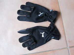 Mizuno Unisex Warmalite Handschuhe Sporthandschuhe Schwarz Wärmend Winddicht