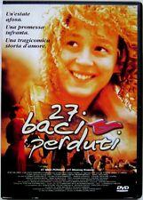 Dvd 27 ventisette baci perduti di Nana Dzhordzhadze 2001 Nuovo
