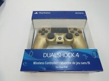 Sony PlayStation Dualshock 4 Wireless Controller for PS4 - Gold