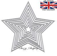 Swirl Circles Waves Edge Border metal cutting die cutter UK Seller Fast Posting